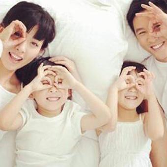 孩子的性格取决于夫妻关系